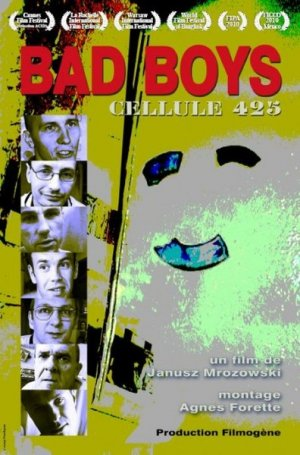 Bad Boys Cellule 425 Poster