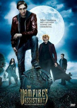 Cirque du Freak: The Vampire's Assistant 1551x2172