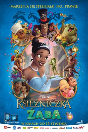 The Princess and the Frog 1222x1833