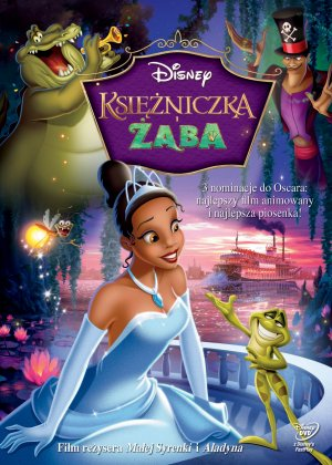 The Princess and the Frog 1208x1692