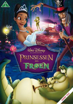 The Princess and the Frog 1535x2174