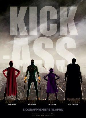 Kick-Ass 2441x3346
