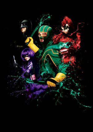 Kick-Ass Key art