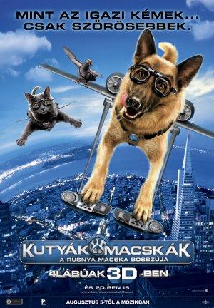 Cats & Dogs - Die Rache der Kitty Kahlohr 700x1009