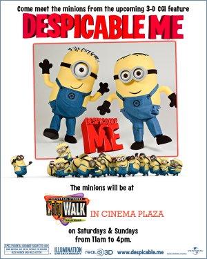 Despicable Me 600x750