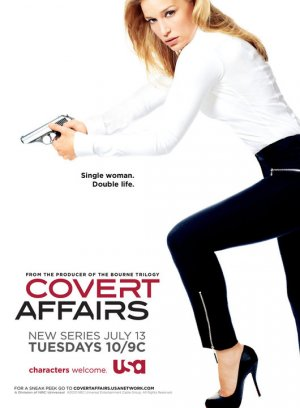 Covert Affairs 530x720