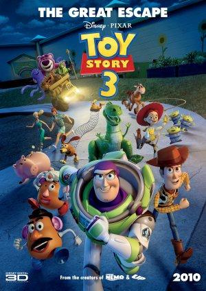 Toy Story 3 2485x3516