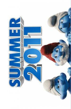 The Smurfs 495x750