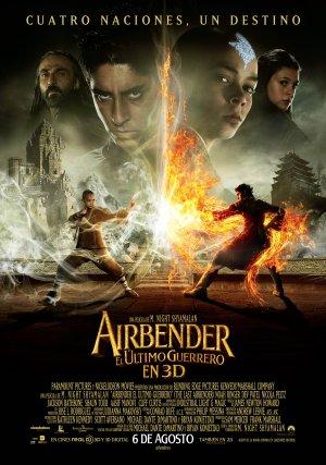 The Last Airbender 3515x5000