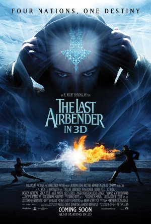 The Last Airbender 3376x5000