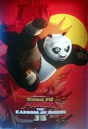 Kung Fu Panda 2 300x440