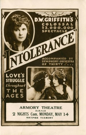 Intolerance: Love's Struggle Throughout the Ages 1555x2429