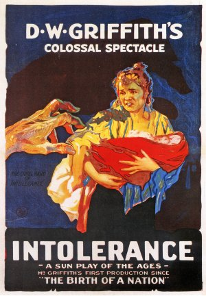 Intolerance: Love's Struggle Throughout the Ages 2149x3095