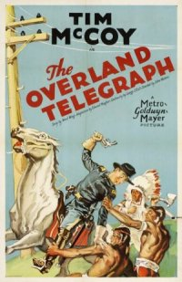 The Overland Telegraph poster