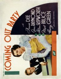 Coming Out Party poster