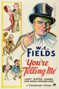 You're Telling Me! poster