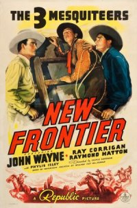 New Frontier poster