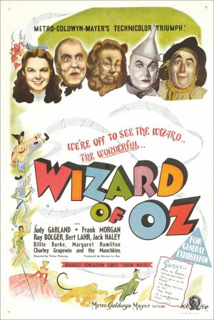 The Wizard of Oz 1399x2093
