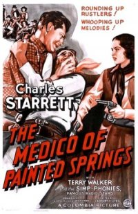 The Medico of Painted Springs poster