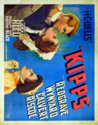 The Remarkable Mr. Kipps poster