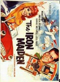 The Swingin' Maiden poster