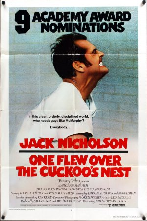 One Flew Over the Cuckoo's Nest 2255x3396