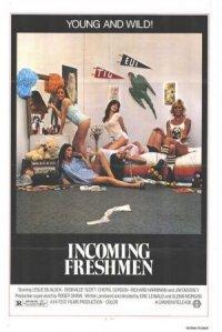 Incoming Freshmen poster