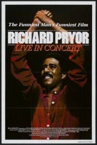 Richard Pryor: Live in Concert poster