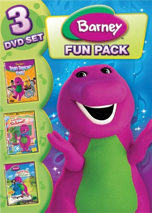 Barney & Friends 1597x2225