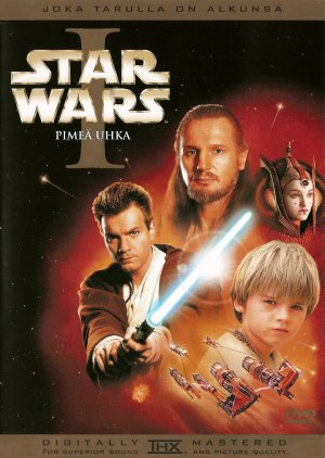 Star Wars: Episodio I - La amenaza fantasma 1019x1434