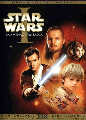 Star Wars: Episodio I - La amenaza fantasma 1015x1417