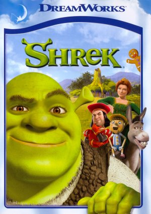 Shrek - Der tollkühne Held 700x994