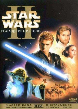 Star Wars: Episodio II - El ataque de los clones 1011x1417
