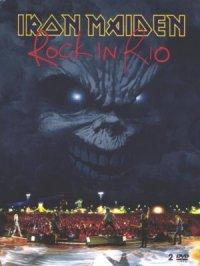 Iron Maiden: Rock in Rio poster