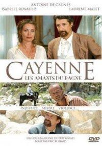 Die Liebenden von Cayenne poster