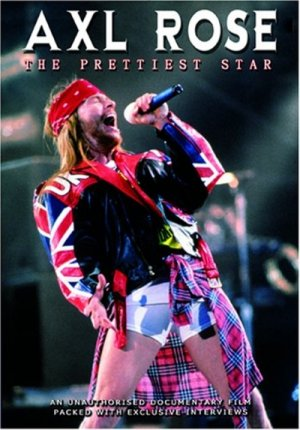 Axl Rose: The Prettiest Star Poster