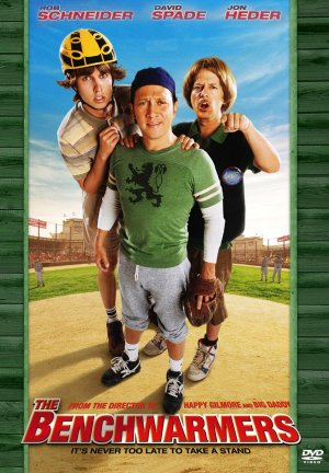 The Benchwarmers 1508x2171