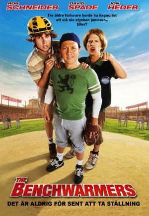 The Benchwarmers 692x1000