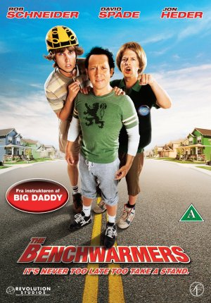 The Benchwarmers 1519x2176