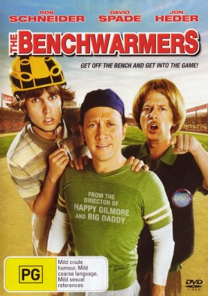 The Benchwarmers 1501x2132