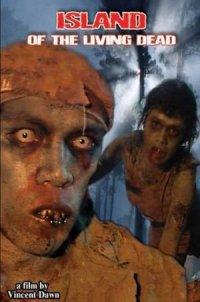 L'isola dei morti viventi poster