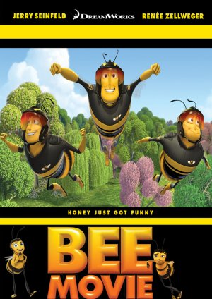 Bee Movie - Das Honigkomplott 1026x1449
