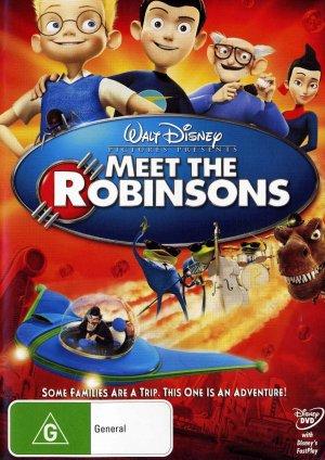 Triff die Robinsons 1491x2106