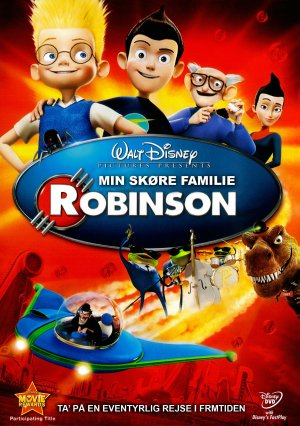 Triff die Robinsons 1533x2175