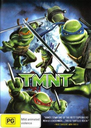 Teenage Mutant Ninja Turtles 1022x1427