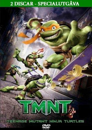 Teenage Mutant Ninja Turtles 710x1000