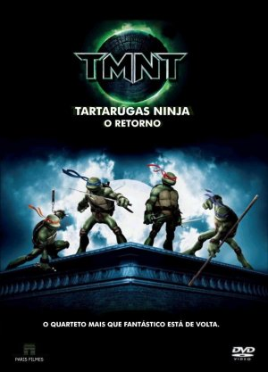Teenage Mutant Ninja Turtles 719x1000
