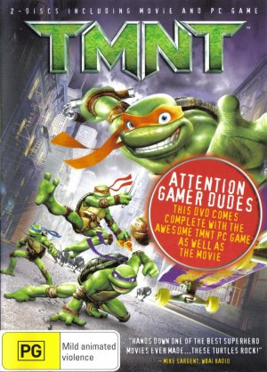 Teenage Mutant Ninja Turtles 1022x1425
