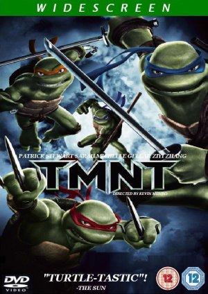 Teenage Mutant Ninja Turtles 707x1000