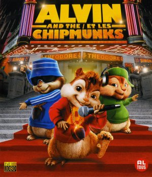 Alvin and the Chipmunks 2984x3482